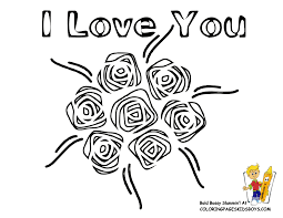 mothers day coloring pages roses free large images