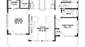 two bedroom two bath floor plans 5 bedroom 3 bath floor plans simple one 2 bedroom house plans