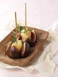 cuisiner les figues figues farcies au chèvre les fruits et légumes frais