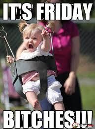 Its Friday Funny Meme - its friday kids funny meme pics bajiroo com