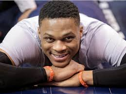 russell westbrook answers question about kevin durant with fashion
