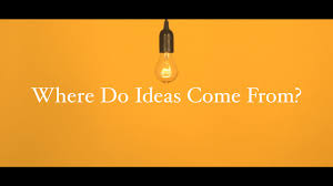 where do ideas come from on vimeo