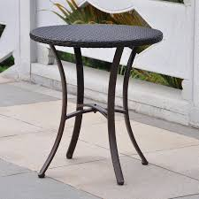 patio bistro table pgr home design