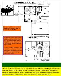 elk creek builders home floor plans cabin floor plans custom