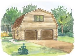 log u0026 timber home design center 24x28 gambrel garage details