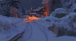 winter station by snatti89 on deviantart