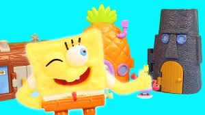 pictures of spongebob squarepants house nickelodeon spongebob