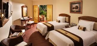 deluxe garden view room at grand mirage bali resort