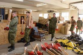 Wildfire Fighting Canada by Operation Lentus Natural Disasters In Canada Canadian Armed Forces