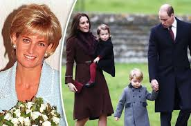 lady charlotte diana spencer princess diana death kate middleton joins prince william and