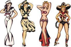 pinup meanings custom design
