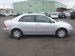 toyota corolla sedan 2003 2003 toyota corolla sedan tom s trading