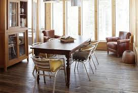 Metal Dining Chairs 20 Dining Rooms With Metal Dining Chairs Home Design Lover