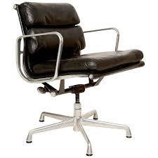 Herman Miller Armchair Mid Century Modern Herman Miller Eames Soft Pad Aluminum Group