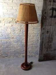 mid century teak floor lamp modern teak floor lamp modern
