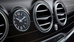 five coolest dashboard clocks