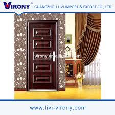 Steel Interior Security Doors Cheap Security Door Cheap Security Door Suppliers And
