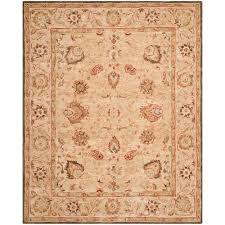 Area Rug Sizes Safavieh Antiquity Brown Beige 12 Ft X 15 Ft Area Rug At822b