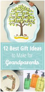 12 best gift ideas to make for grandparents tip junkie