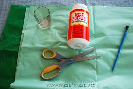 make a st patrick u0027s day votive mess for less