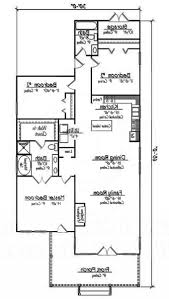 Floor Plans For A 3 Bedroom House Home Design 79 Excellent Small 3 Bedroom House Planss