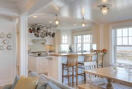 Cottage Style Chandeliers Chimney Corner Cottage Style Kitchen Bridgeport By