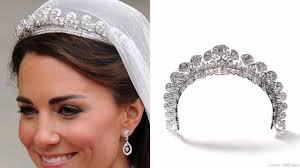 kate middleton wedding tiara why kate middleton can wear tiaras but meghan markle will to