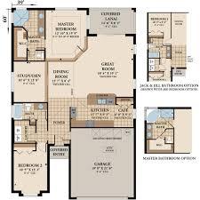 Rivergate Floor Plan Laurel Ii New Homes In Palm Coast Fl