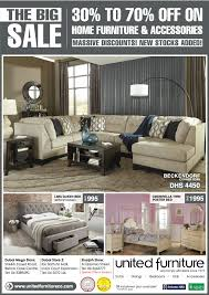 united furniture affordable furniture store in u a e since 1975 the big part sale 30 to 70 off