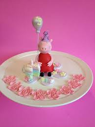 22 best peppy pig images on pinterest peppa pig cakes pig party