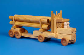 Make Wooden Toy Trucks by Age0