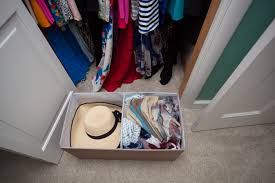 a look inside my closet s organization tips living in yellow