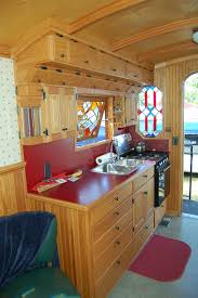 Classic Ford Truck Glass - vintage truck based camper trailers from oldtrailer com