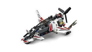 lego technic konstruktorius lego technic ultra lengvas sraigtasparnis 42057