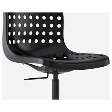 Chair Swivel Mechanism by Skålberg Sporren Swivel Chair Black Ikea