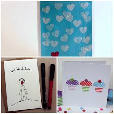 easy handmade greeting card u201d a best hobby for kids