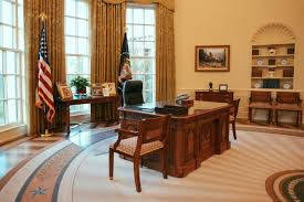 Oval Office Paintings by High Resolution Photographs The George W Bush Presidential