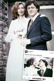 bill clinton u0027s proud tears u0026 more rare pictures of the couple will