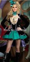 aliexpress com buy free shipping ladies mad hatter fancy dress