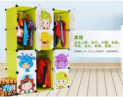 12 cubes children u0027s cartoon simple cabinet assembled diy kids