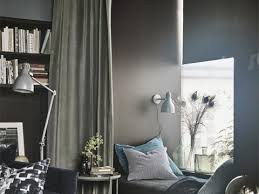Ready Made Curtains For Large Bay Windows by Curtains U0026 Blinds Ikea