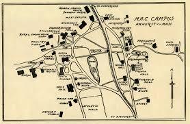 Umass Campus Map Mac 1926 Youmass