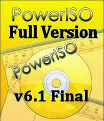 poweriso full version free download with crack for windows 7 poweriso 6 1 full crack free download