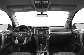 toyota 4runner interior 2017 new 2017 toyota 4runner price photos reviews safety ratings
