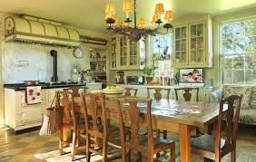 dining room design marvelous kitchen decor with wooden farm table