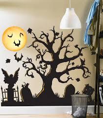 halloween wall decor u2013 halloween decorations to make gj home design