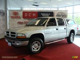 dodge dakota crew cab 4x4 for sale 2002 dodge dakota sport cab 4x4 in bright silver metallic