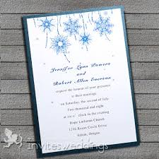 Layered Wedding Invitations Winter Wedding Invitations Cheap Invites At Invitesweddings Com