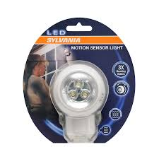 Led Night Light Bulb by Shop Sylvania White Led Night Light With Motion Sensor Auto On Off