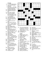 crossword searches puzzles by type sc 1 st activity